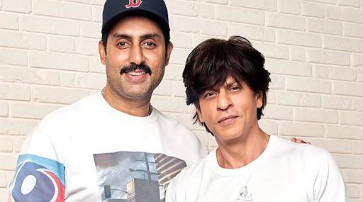 'बॉब बिस्वास' चित्रपटात शाहरूख खान आणि अभिषेक बच्चन एकत्र झळकणार!
