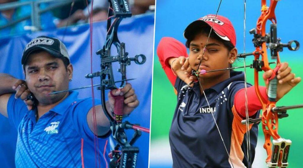Asian Archery Championships: अभिषेक वर्मा-ज्योती सुरेखा यांच्या जोडीने जिंकले मिश्र कंपाऊंड स्पर्धेत सुवर्णपदक