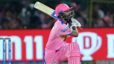 IPL 2020: राजस्थान रॉयल्सकडून दोन खेळाडूंच्या बदल्यात दिल्ली कॅपिटल्सने मिळवला अजिंक्य रहाणे
