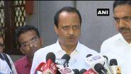 वर्षा अखेरीस महाराष्ट्रात सत्ता स्थापन होणार? पाहा काय म्हणाले अजित पवार