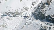 सियाचिन: 18 हजार फूट उंचावर हिमस्खलन; भारतीय सैन्याचे 8 जवान बर्फाखाली अडकले
