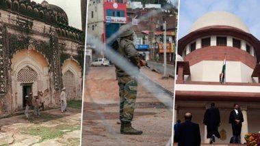 Ayodhya Verdict Live News Update: वादग्रस्त भाग रामलल्लांचा तर अयोद्धेत मशिदीसाठी 5 एकर जागा; सर्वोच्च न्यायालयाचा ऐतिहासिक निर्णय