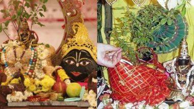 Tulsi Vivah 2019: तुळशी विवाह करताना 'या' गोष्टी केल्यास होईल भरपूर धनलाभ