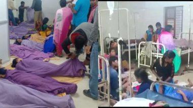 ओडिशाच्या प्रॉन्स कारखान्यात अमोनिया गॅसची गळती; 90 कर्मचारी रुग्णालयात दाखल, सरकारने दिले चौकशीचे आदेश