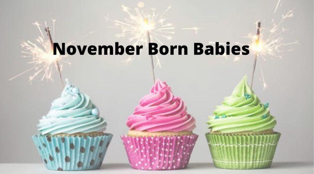 नोव्हेंबर महिन्यात जन्मलेल्या व्यक्तींमध्ये असतात 'या' खास गोष्टी, जाणून घ्या