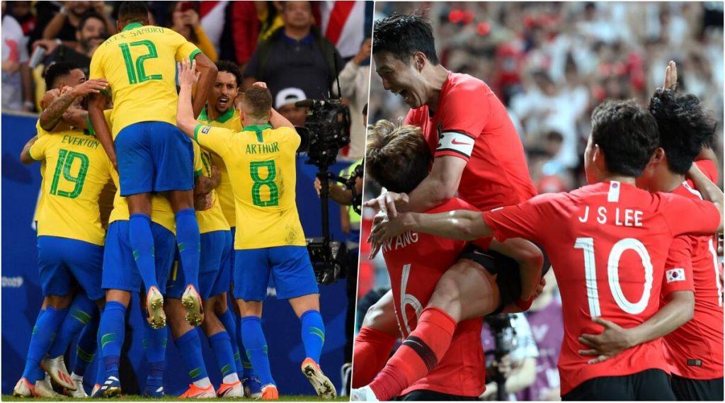 BRA vs KOR International Friendly 2019 Live Streaming: भारतात ब्राझील विरुद्ध दक्षिण कोरिया आंतरराष्ट्रीय फ्रेंडली मॅचचं थेट प्रक्षेपण आणि लाईव्ह स्कोर आपण GHD Sports App आणिFancode वर पाहू शकता लाईव्ह