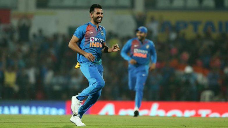 IND vs BAN 3rd T20I: दीपक चाहर याने बांग्लादेशविरुद्ध टीम इंडियासाठी पहिलीहॅटट्रिक घेतटी-20 मध्ये केलीसर्वोत्कृष्ट गोलंदाजीची नोंद, वाचा सविस्तर