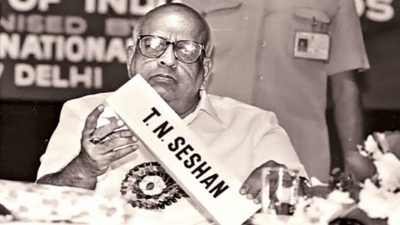 TN Seshan Passed Away: माजी निवडणूक मुख्य आयुक्त टी.एन. शेषन यांचे वयाच्या 87व्या वर्षी निधन