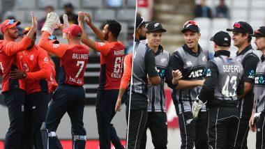 NZ vs ENG 5th T20I: न्यूझीलंड-इंग्लंड संघात झाली विश्वचषकमधील सुपर-ओव्हरचीपुनरावृत्ती,'या' संघाने मारली बाजी