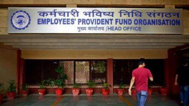 EPFO च्या कर्मचार्यांनी पंतप्रधान सहाय्यता निधीत एक दिवसाचा पगार देण्याचा घेतला निर्णय