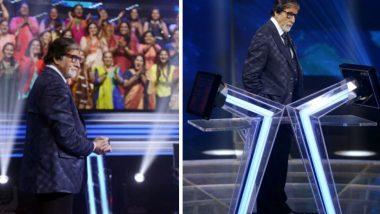 अमिताभ बच्चन करतायत 18 तास ड्युटी! 1 दिवसात शूट केले कौन बनेगा करोडपती चे 3 एपिसोड