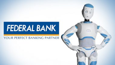 आता  Federal बँकेत रोबो घेणार इंटरव्ह्यू; जाणून घ्या 'कशी' असेल मुलाखत प्रक्रिया