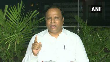 Maharashtra Government Formation Live News Updates: '145 आमदार तरी तिथे उपस्थित होते का?' आशिष शेलार यांचा 'महाविकासआघाडी' ला सवाल
