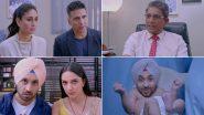 Good Newwz Trailer: 'Sperm' ची अदलाबदली, 'Pregnancy' ड्रामा दाखवत खळखळून हसवणारा गुड न्यूज सिनेमाचा ट्रेलर प्रदर्शित; अक्षय-करीना, दिलजीत-कियाराच्या जोडीने घातलाय धुमाकूळ (Watch Video)