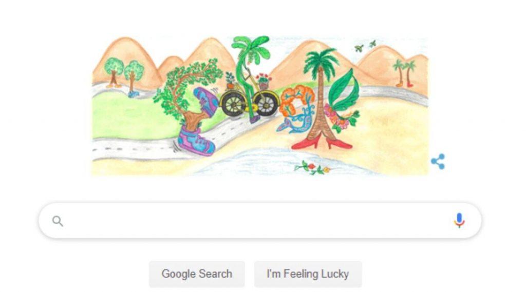 Children's Day India 2019: गुरुग्राम येथील दिव्यांशी सिंघल हिने Google Competition जिंकत साकारले 'बालदिन गुगल डूडल'