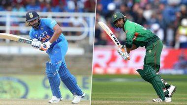 IND vs BAN 1st T20I: टॉस जिंकून बांग्लादेशचा पहिले बॉलिंगचा निर्णय, शिवम दुबे याचे भारतासाठी टी-20 क्रिकेटमध्ये पदार्पण