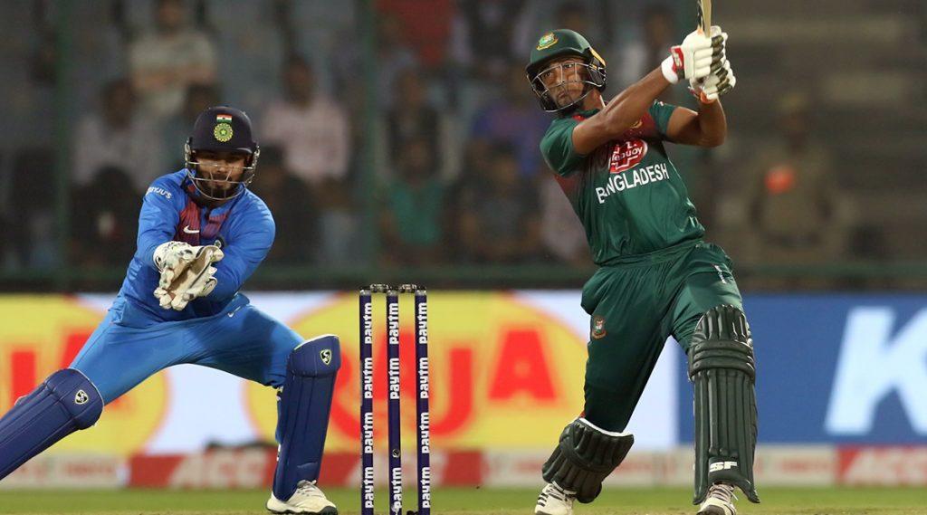 IND vs BAN 2nd T20I: युजवेंद्र चहल याचा प्रभावी मारा,टीम इंडियाला विजयासाठी 154 धावांचेलक्ष्य