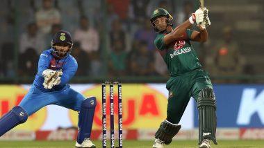 IND vs BAN 2nd T20I: टॉस जिंकून भारताचाबॉलिंगचा निर्णय, पहा कसाआहेभारत-बांग्लादेशचाPlaying XI