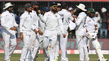 IND vs BAN 1st Test Day 3: टीम इंडियाचा पहिला डाव 493/6 वर घोषित, बांग्लादेशवर पराभवाचे संकट
