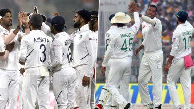 IND vs BAN 2nd Pink Ball Test: ऐतिहासिक डे-नाईट मॅचमध्ये टीम इंडियाचा विजय, बांग्लादेशवर डाव आणि 46 धावांनी विजय मिळवत मालिकेत केला क्लीन-स्वीप