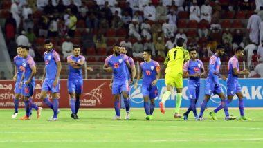India vs Oman, 2022 FIFA World Cup Qualifiers Result: ओमान विजयी, 1-0 फरकाने भारतीय फुटबॉल संघ  पराभूत, India फीफा विश्वचषक 2022 स्पर्धेतून बाहेर