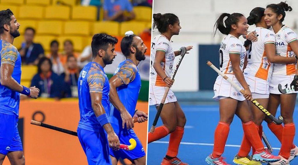 Olympic Hockey Qualifier: भारतीय महिला आणि पुरुष हॉकी संघाचा शानदार विजय,ऑलिंपिक पात्रतेपासून अवघे एक पाऊल