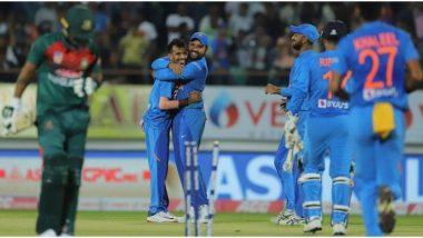 IND vs BAN 3rd T20I: टॉस जिंकून बांग्लादेशचा पहिले बॉलिंगचा निर्णय; कृणाल पंड्या Out, मनीष पांडे याला टीम इंडियाच्या Playing XI मध्ये संधी