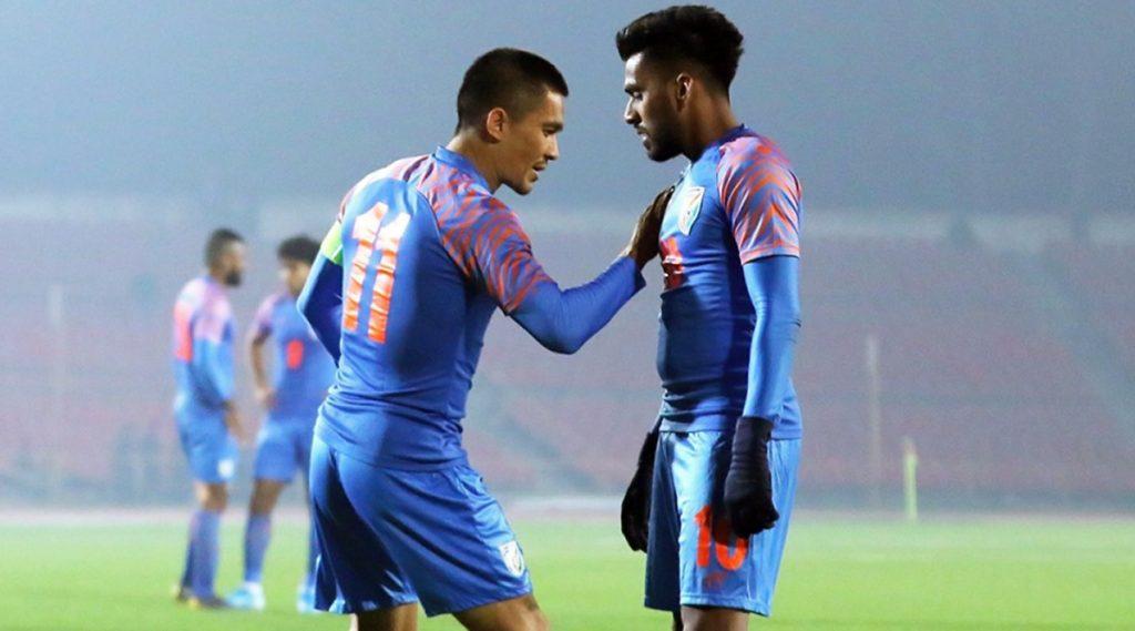 IND vs Oman, FIFA World Cup 2022 Qualifiers Live Streaming: भारत विरुद्ध ओमान फिफा विश्वचषक2022 क्वालिफायर सामनाआपण Star Sports नेटवर्कवर पाहू शकता लाईव्ह