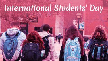 International Students' Day 2019: आंतरराष्ट्रीय विद्यार्थी दिन 17 नोव्हेंबर ला का साजरा केला जातो? जाणून घ्या यामागील इतिहास
