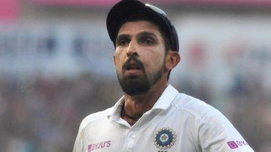 IND vs NZ 2020: शिखर धवननंतर टीम इंडियालाआणखी एक धक्का; न्यूझीलंडविरुद्ध टेस्ट मालिकेसाठीइशांत शर्मा च्या खेळण्यावर संशय