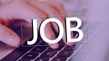 CRPF Recruitment 2021: फिजियोथेरपिस्ट, न्युट्रीशनिस्ट पदासाठी नोकर भरती