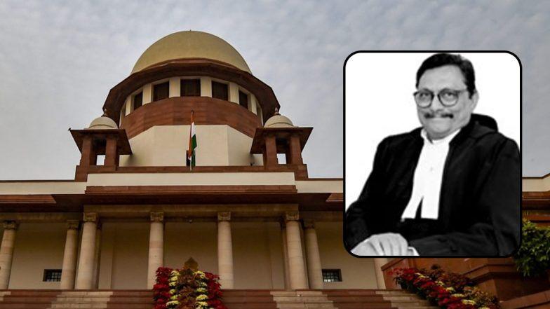 शरद बोबडे आज सरन्यायाधीश पदाचा कारभार सांभाळणार