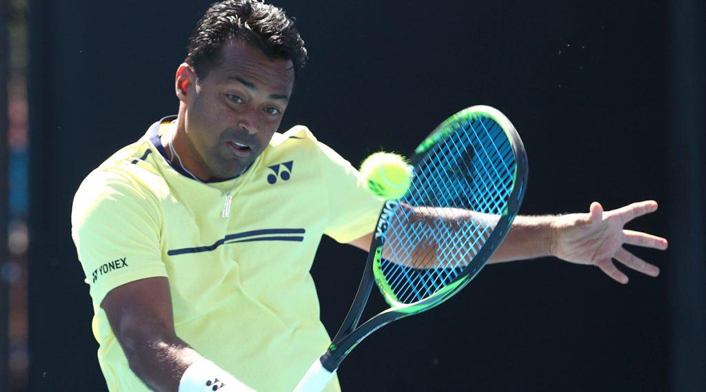 ATP Ranking मध्येलिअँडर पेस याला मोठा धक्का, 19 वर्षात प्रथमच पहिल्या 100 मधून बाहेर