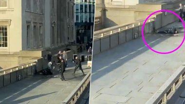 London Bridge Attack: प्रसिद्ध 'लंडन ब्रिज'वर दहशतवादी हल्ला; गोळीबार आणि चाकूहल्ल्यात अनेकजण जखमी