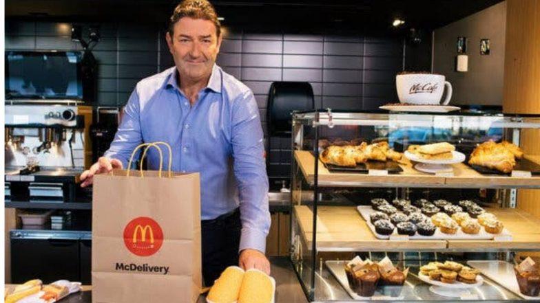 महिला कर्मचाऱ्यासोबत अफेअर ठेवल्याने McDonald च्या सीईओने गमावली नोकरी