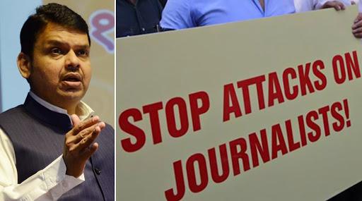 राष्ट्रपती रामनाथ कोविंद यांच्या मान्यतेनंतर पत्रकार संरक्षण कायदा करणारे महाराष्ट्र ठरले पहिले राज्य