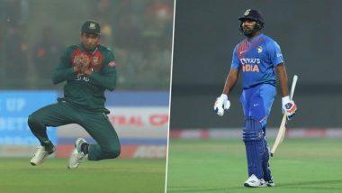 BAN 144 in 19.2 Overs | IND vs BAN 3rd T20I 2019 Live Score Updates:बांग्लादेशचा 30 धावांनी पराभव करतटीम इंडियाने 2-1 ने जिंकली मालिका