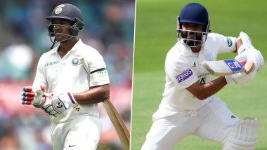 IND 442/5 in 109.2 Overs | IND vs BAN 1st Test Day 2 Live Score Updates: दुहेरी शतकानंतरमयंक अग्रवाल आऊट, भारत 400 च्या पलीकडे