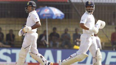 IND vs BAN 1st Test Day 2: मयंक अग्रवाल याच्या दुहेरी शतकानंतर टीम इंडियाची आघाडी, दुसऱ्या दिवशी भारताचा स्कोर493/6