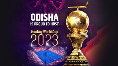 Men's Hockey World Cup 2023:ओडिशात होणार पुरुष हॉकी विश्वचषक, भुवनेश्वर आणि राउरकेलामध्ये होणारसामने