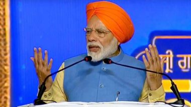 Kartarpur Corridor: आनंद द्विगुणित झाल्याचे सांगत Narendra Modi नी मानले Imran Khan यांचे आभार