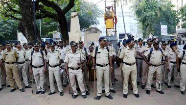 उद्धव ठाकरे शपथविधी: निमंत्रित मान्यवरांसाठी मुंबई पोलिसांनी जाहीर केल्या Advisory, शिवाजी पार्कवर 'अशी' असेल प्रवेश व्यवस्था