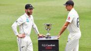 NZ vs ENG Test2019: पहिल्या टेस्टसाठी इंग्लंड-न्यूझीलंड संघ जाहीर; किवींनीलोकी फर्ग्यूसन याला वगळले, डोमिनिक सिबली करणार इंग्लंडसाठी डेब्यू