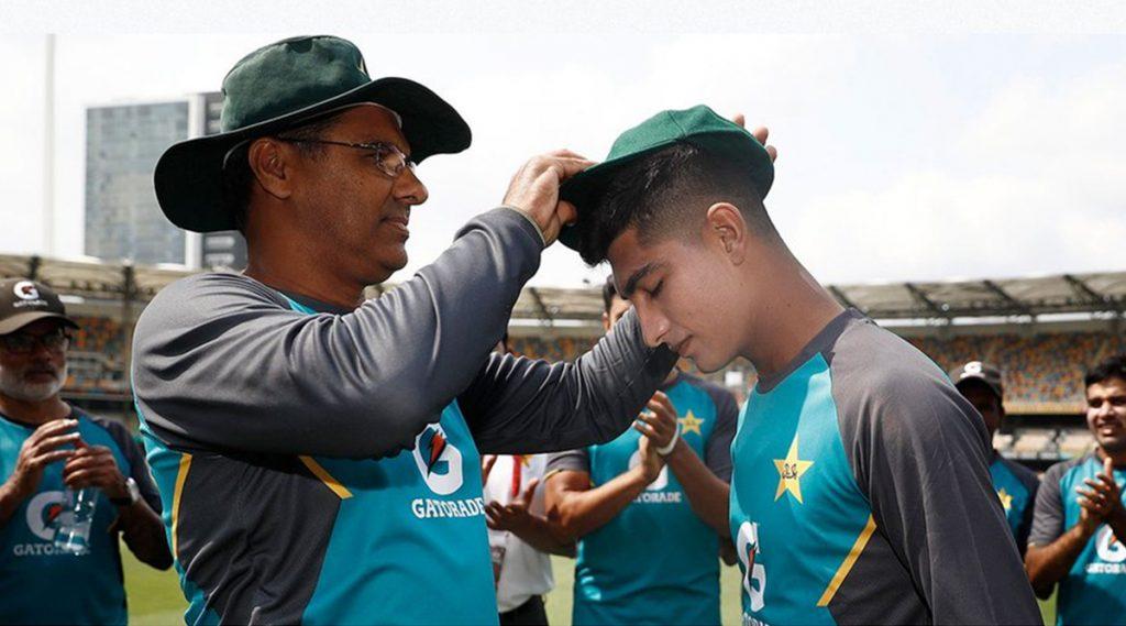 AUS vs PAK 1st Test:ऑस्ट्रेलियामध्ये टेस्ट खेळणारा नसीम शाह बनलासर्वात युवा क्रिकेटपटू, कसोटीकॅप मिळताच झाले अश्रू अनावर, पाहाVideo