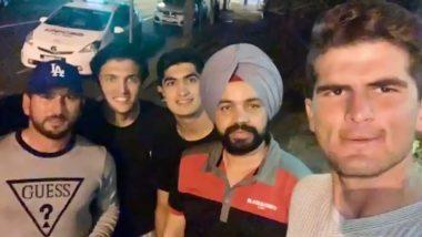 पाकिस्तानी क्रिकेटपटू आणि भारतीय टॅक्सी ड्रायव्हर यांचा ब्रिस्बेनमध्ये एकत्र डिनर; यासिर शाह याने 'त्या' खास रात्रीचा अनुभव केला शेअर; पाहा Video