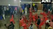 Video: कव्वाली कार्यक्रमात बसण्यावरुन वाद, प्रेक्षकांची एकमेकांना खुर्च्याने हाणामारी; हरिद्वार येथील घटना