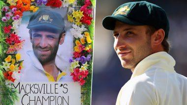Phillip Hughes Fifth Death Anniversary: 'Forever #63notout' म्हणत क्रिकेट ऑस्ट्रेलिया, Netizens ने  पाचव्या पुण्यतिथीनिमित्त वाहिली श्रद्धांजली