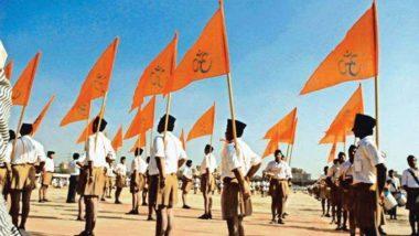 अयोध्या प्रकरणी निकालानंतर देशात सुव्यवस्था राखण्यासाठी RSS देणार कार्यकर्त्यांना खास नियमावली