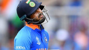 IND vs AUS 2nd ODI: रिषभपंत राजकोटमधीलदुसर्या वनडे सामन्यातून बाहेर,आता 'हा' खेळाडू करू शकतोविकेटकीपिंग