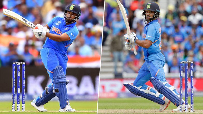 IND vs BAN 1st T20I: शिखर धवन याला Run-Out करण्यावरून रिषभ पंत यालाNetizens ने केले ट्रोल, पाहा Tweets